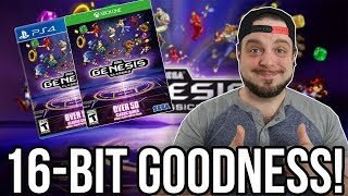 SEGA Genesis Classics PS4 Xbox One - Is It Worth It? | RGT 85 Preview