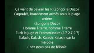 Kaaris ft. Kalash Criminel - Arrêt du coeur [ Paroles ]