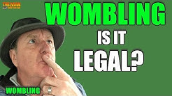 IS WOMBLING LEGAL? A LETTER FROM ASDA