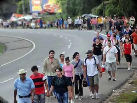 Virgencita de Caacupe - Los 3 Sudamericanos