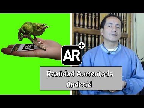 Probar Realidad Aumentada en Teléfonos Móviles   Somos Android