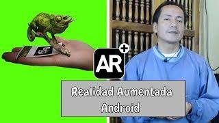 Probar Realidad Aumentada en Teléfonos Móviles | Somos Android