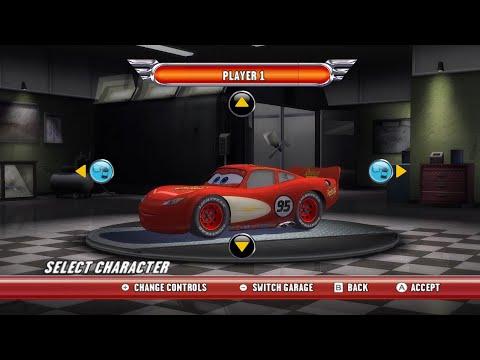 Cars Race-O-Rama Lightning