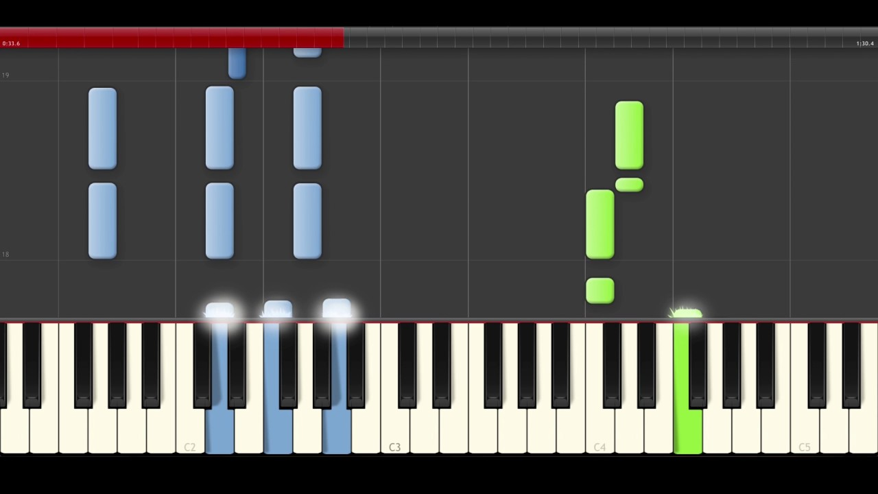 cruel angel thesis piano tutorial Cruel angel thesis - neon genesis evangelion - free sheet music and tabs for synth brass 1, choir aahs, distortion guitar, drums, violin and fingered bass learn this song on jellynote with our interactive sheet music and tabs.