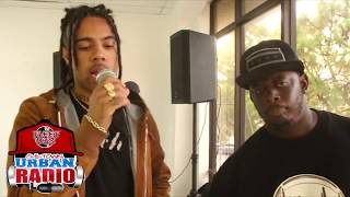 """CHI TOWN URBAN RADIO- Interview Vic Mensa , Talks about New Album """"The Autobiography"""""""