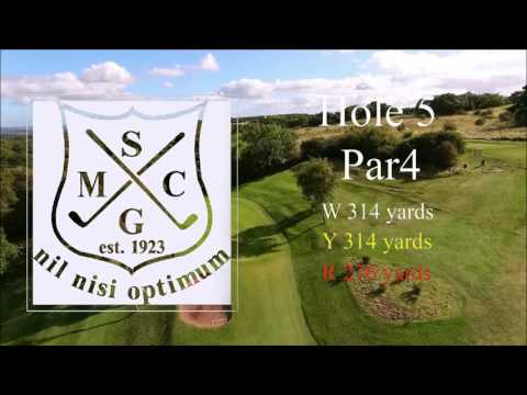 Opening & Front Nine South Moor Golf Club