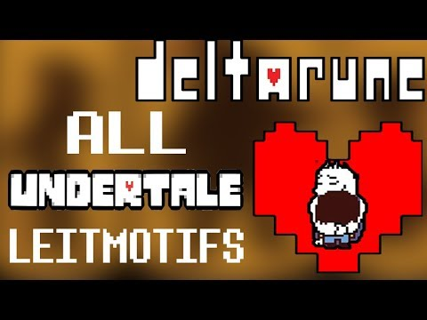 Every Musical Reference to Undertale In Deltarune (Every Undertale Leitmotif)