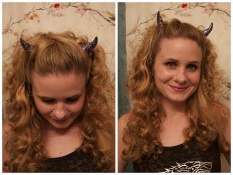 Collaboween: DIY Devil Horns!