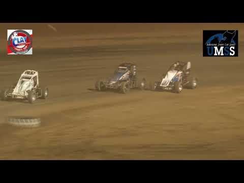 Sept. 15, 2017 Clay County Fair Speedway UMSS traditional sprints