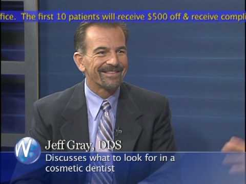 San Diego Cosmetic Dentist Dr. Jeff Gray Voted One of Best Dentists in America