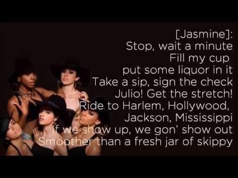 Fifth Harmony - Uptown Funk (Cover) ft. Jasmine Villegas, Mahogany LOX & Jacob Whitesides (Lyrics)