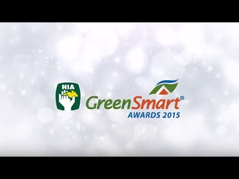 HIA GreenSmart Awards 2015