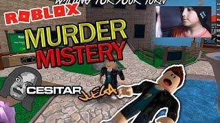 Murder Mistery Cesitar Play on Roblox Wow!!!!