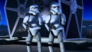 Звёздные войны. Повстанцы -  Атака искусства - Эпизод 2 | Короткая анимация