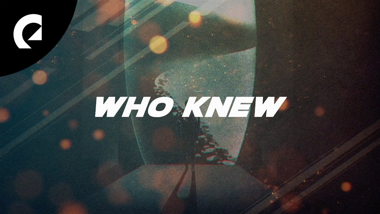 Milva - Who Knew (Official Lyric Video) - YouTube
