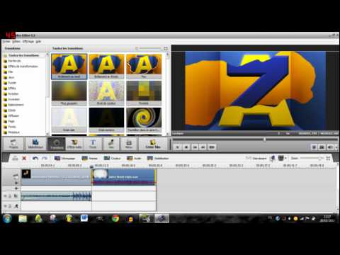 how to make a montage with sony vegas