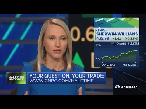 The traders take your questions on Shake Shack, Sherwin-Williams, FireEye & United Rentals