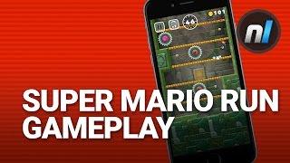Super Mario Run New Gameplay