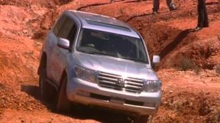 Toyota LandCruiser 200-Series 2007 | Outback in Toyota LandCruiser | 4WD | Drive.com.au