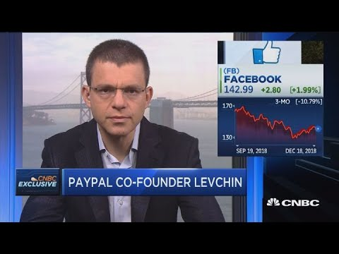 PayPal Co-Founder: Tech is still where innovation is