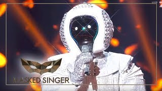Someone You Loved - Lewis Capaldi | Astronaut Performance | The Masked Singer | ProSieben