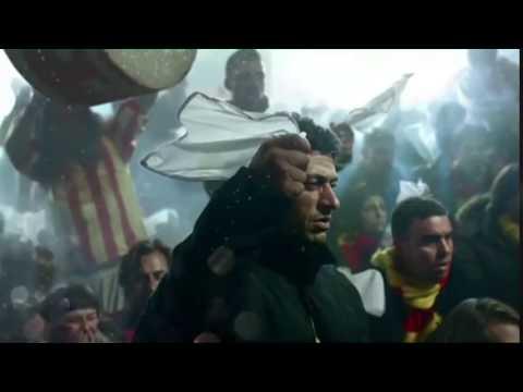 Sony Champions League Sponsorship 'Spain'