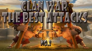 Die Besten Angriffe RH 8| Let´s Play CoC/ Clash of Clans | Deutsch/ German