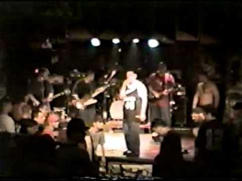 Fahrenheit 451 - CBGB '96 Presented By Tee Till Death