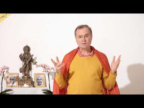 Meditation am Ende der Yogastunde – Wirkungen der Asanas – YVS305