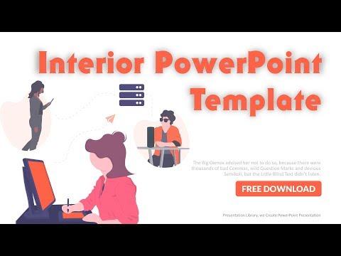 Interior Design Presentation Templates | Free Download | 2019