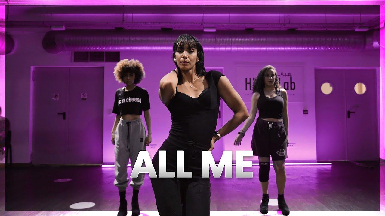 Kehlani - All Me | Dance Choreography