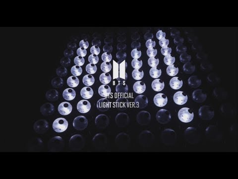 BTS OFFICIAL LIGHT STICK VER.3 - ARMY BOMB