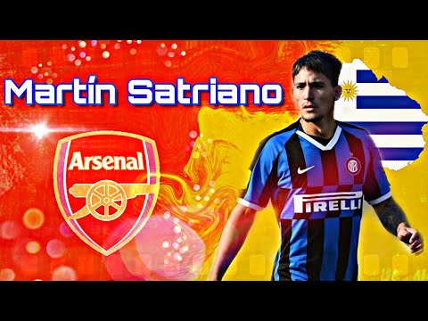 ? Martín Satriano ● This Is Why Arsenal & Chelsea Want Martin Satriano 2021 ► Skills & Goals