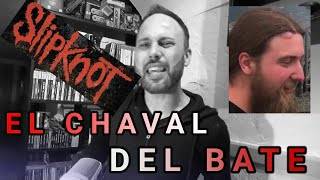 SLIPKNOT | EL CHAVAL DEL BATE | concierto |polisman joins SLIPKNOT cover band   as they play duality