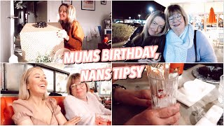 It's My Mums Birthday, So We Got My NAN DRUNK For the FIRST TIME EVER...