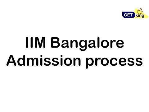 IIM Bangalore WAT-PI and Admission Process Explained!