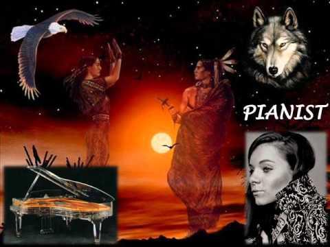 Indiánska pieseň lásky Pianist Monika Profantova
