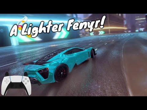 A Lighter Fenyr! | Asphalt 9 6* Golden Zenvo TS1 GT Multiplayer