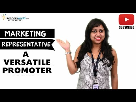 Job Roles For Marketing Representative – Sales,Inbound,Outbound,Event organization