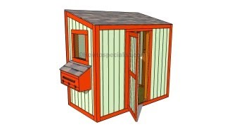 How To Build A Chicken Coop Plans Free