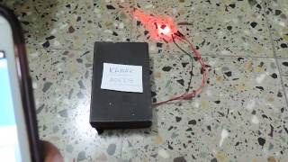 Kanak Assis android Home automation basic tests