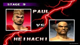 (Tekken5) Tekken 3 Arcade ver. Paul PS2 Gameplay thumbnail