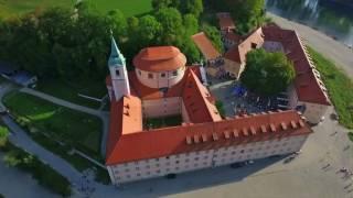 Urlaubsregion Altmühltal in Bayern in 4K
