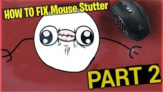 How to fix Mouse stuttering/FPS glitches (Fortnite Battle Royale) UPDATE VIDEO