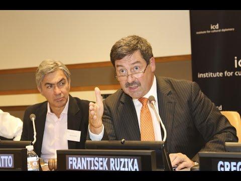 František Ruzicka (Permanent Representative of Slovakia to the UN)