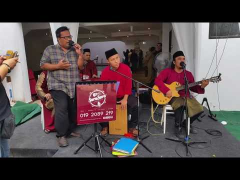 Sarasara Akustika feat. Azizul Hope cover Isabella by SEARCH