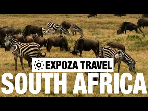 South Africa Vacation Travel Video Guide • Great Destination