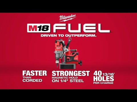 Milwaukee® M18 Fuel™ Magnetic Drill