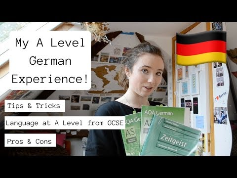 A-LEVEL GERMAN: My Honest Experience And Some Tips
