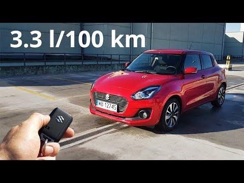 Suzuki Swift Hybrid 1.2 DualJet TEST Najoszczędniejsze Auto Na Rynku?